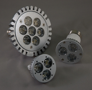 These are PAR Lamps available at a wide range of on-line retailers.