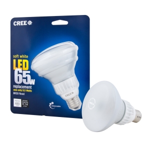 The R30 lamp is not much different than the A-line in cost sensitivity and quality.  That makes this nice lamp over-priced and too poor in color performance to make a serious dent in this segment.