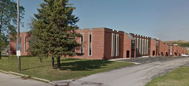 Sneak Preview - We are located in the first unit (left end) end unit shown here. More to come!